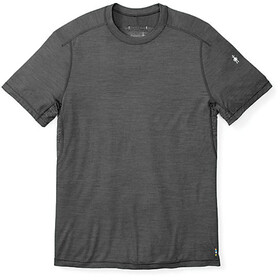Smartwool M's PhD UL Short Sleeve Charcoal